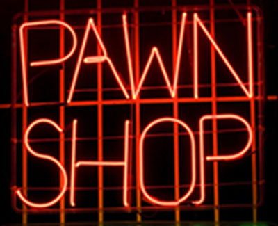 Pawn Shops & Louboutins