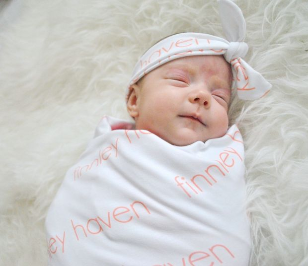 Our go-to baby shower gift. These custom, personalized blankets and items have been a huge hit! These cozy, jersey-knits are perfect for swaddling! Choose your name, font, color, style, and sizes. Click for a 10% off coupon! Best baby gift! rachelaz.com